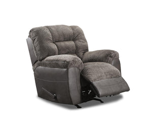WEEKLY or MONTHLY. Skylar Charcoal CUDDLER Recliner, POWER or MANUAL