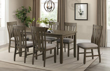 WEEKLY or MONTHLY. Everett Standard Table & 6 Chairs
