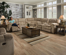 WEEKLY or MONTHLY. Madeline MANUAL Sectional
