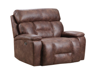 WEEKLY or MONTHLY. Dorado Walnut POWER Couch set