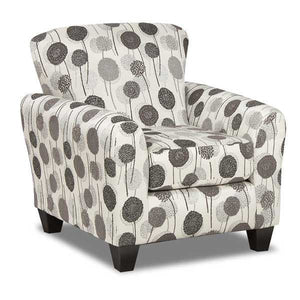WEEKLY or MONTHLY. Wonderland Ash Accent Chair