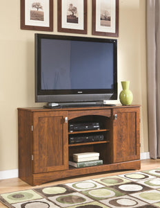 "54"" Great Persimmon Entertainment Console"