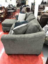 WEEKLY or MONTHLY. Albany Pewter Chofa Sectional