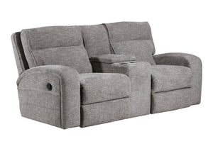 WEEKLY or MONTHLY. Neatly Handwoven Stone POWER Double Motion Couch Set