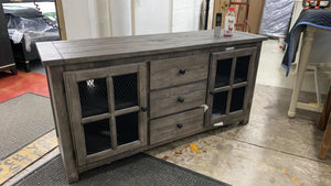 WEEKLY or MONTHLY. Reclaimed Rustic TV Consoles