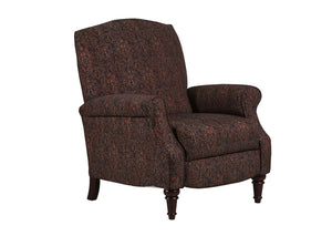 WEEKLY or MONTHLY. Ramsey High Leg Recliner in Jewel