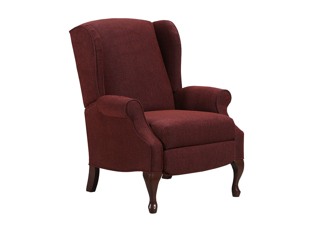 WEEKLY or MONTHLY. Glenrock High Leg Recliner in Tawny