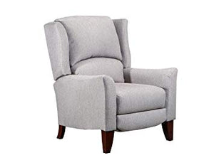 WEEKLY or MONTHLY. Lorna High Leg Recliner in Linen