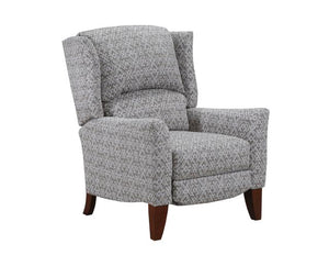 WEEKLY or MONTHLY. Kylie High Leg Recliner in Delft