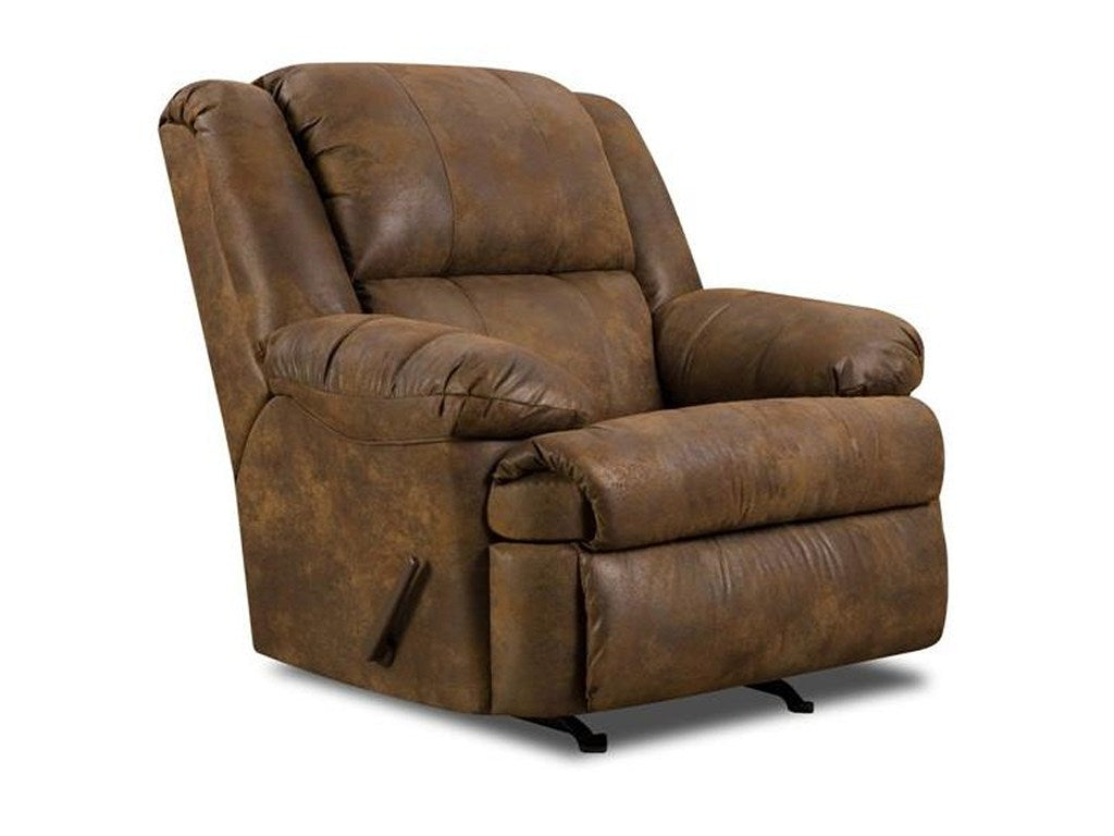 WEEKLY or MONTHLY. Pinto Tobacco Recliner