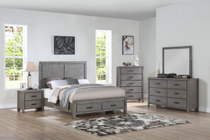 BI-WEEKLY or MONTHLY. Kenneth Gray Bedroom Group