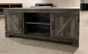 WEEKLY or MONTHLY. Gambrell Two Drawer Entertainment Console