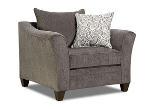 WEEKLY or MONTHLY. Thera Pewter Sectional