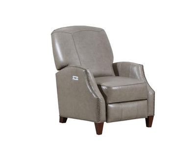 WEEKLY or MONTHLY. Taupe Supremacy High Leg Power Recliner