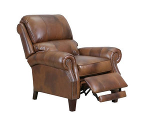WEEKLY or MONTHLY. Walnut Cassidy High Leg Double Power Recliner