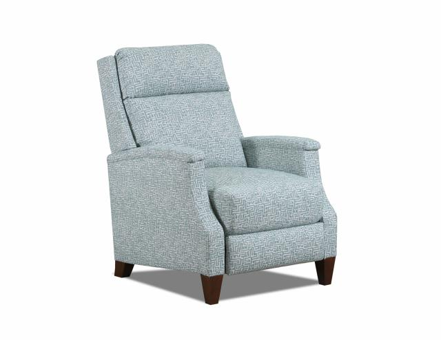 WEEKLY or MONTHLY. Camilla High Leg Power Recliner in Turquoise