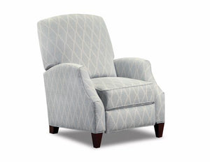 WEEKLY or MONTHLY. Denim Diamond High Leg Power Recliner