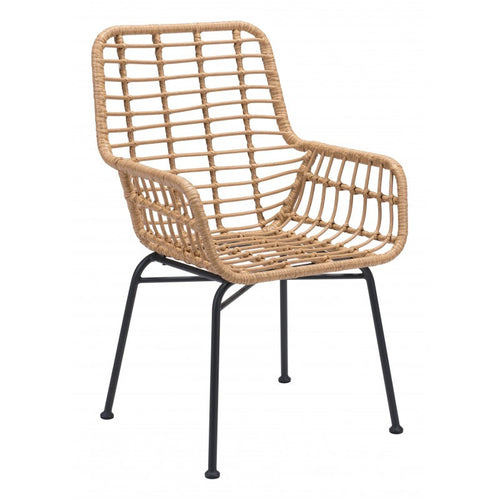 WEEKLY or MONTHLY. Natural Lyon Chair