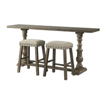 WEEKLY or MONTHLY. Charleston Sofa Bar & 2 Stools