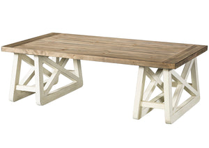 WEEKLY or MONTHLY. Chambley Rectangular Cocktail Table