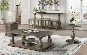 WEEKLY or MONTHLY. Savannah Retreat Dining Set