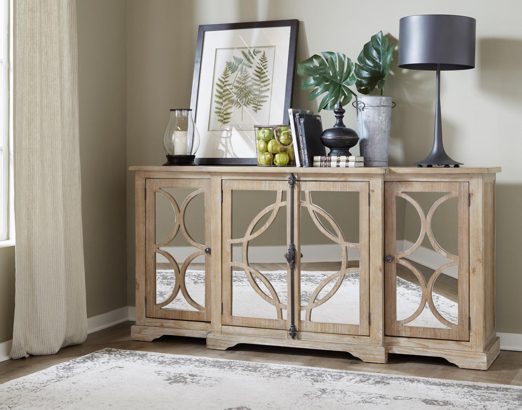 WEEKLY or MONTHLY. Naturally Beautiful Accent Console