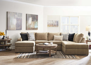 WEEKLY or MONTHLY. Refreshing Oasis Sectional