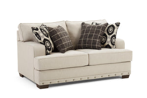 WEEKLY or MONTHLY. Old Forge Linen Couch Set