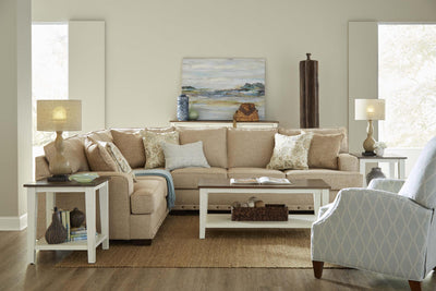 WEEKLY or MONTHLY. Brave Heart Hemp Sectional