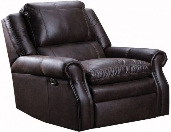 WEEKLY or MONTHLY. Shiloh Sable Rocker Power Recliner