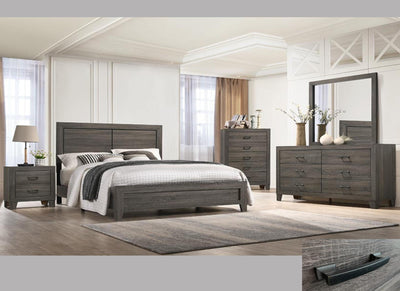 WEEKLY or MONTHLY. Brentwood Bedroom Set