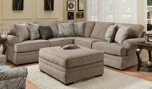 WEEKLY or MONTHLY. Macy Pewter Sectional