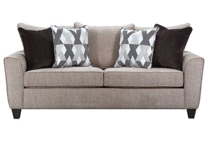 WEEKLY or MONTHLY. Alamo Grey Couch Set