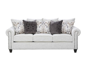 WEEKLY or MONTHLY. Della Linen SofaSet