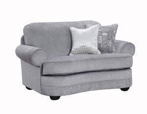 WEEKLY or MONTHLY. Kingsley Pewter Couch Set