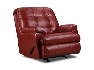 WEEKLY or MONTHLY Showtime Cardinal Rocker Recliner MANUAL or POWER