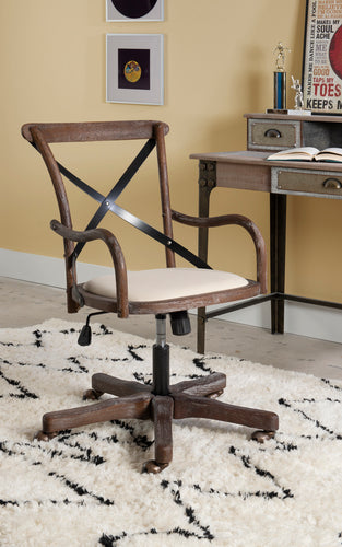 WEEKLY or MONTHLY. Hyde Bentwood Home Office Chair