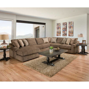 WEEKLY or MONTHLY. Bellamy Teddy Chaise Sectional