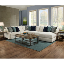 WEEKLY or MONTHLY. Lakeside Parchment Sectional