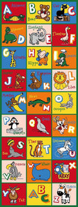 Alphabet with Animals