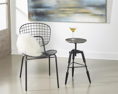 Tripod-shaped Accent Table