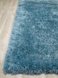 Cool as the Sea Teal Rug