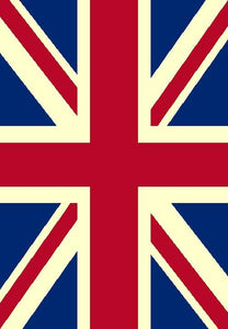 American Patriot Flag of England Union Jack