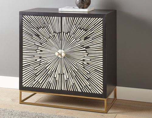 WEEKLY or MONTLY. Gorgeous Annika Accent Cabinet
