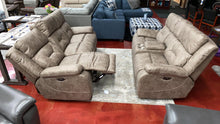 WEEKLY or MONTHLY. Ariana Desert Sand POWER Sectional