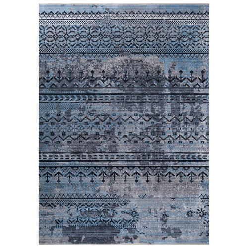 Ashton 571 Distressed Glacier Rug