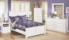 WEEKLY or MONTHLY. Bostwick Shoals White Queen Bedroom Set