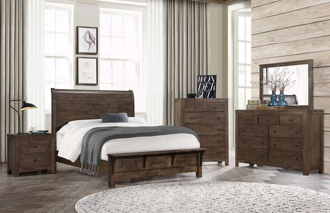 WEEKLY or MONTHLY. Ashton Hills Bedroom Set