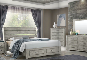 WEEKLY or MONTHLY. Brentwood Home Queen Bedroom Set