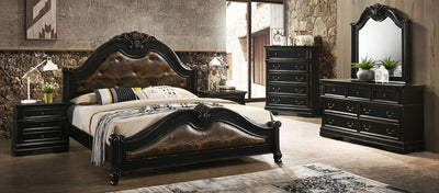 WEEKLY or MONTHLY. Baton Rouge Bedroom Set